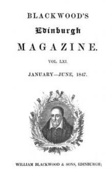 Blackwood's Edinburgh Magazine, Volume 61, No