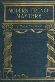 Modern French Masters by Marie Van Vorst