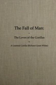 The Fall of Man by Richard Grant White