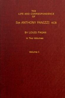 The life and correspondence of Sir Anthony Panizzi, Vol. 1