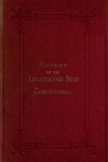 Lightning Rod Conference by Prof. Lewis, Latimer Clark, W. G. Adams, C. Brooke