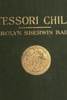 Montessori children by Carolyn Sherwin Bailey