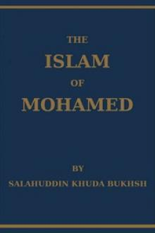The Islam of Mohamed by Salahuddin Khuda Bukhsh