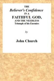 The Believer's Confidence in a Faithful God