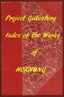 Index of The Project Gutenberg Works of E