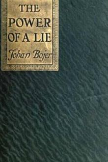 The Power of a Lie by Johan Bojer