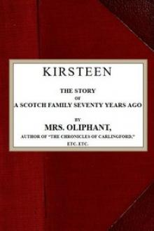 Kirsteen by Margaret Oliphant