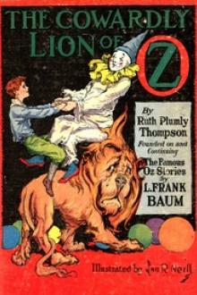 The Cowardly Lion of Oz by Ruth Plumly Thompson