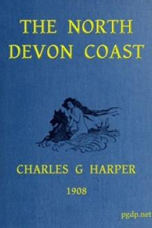 The North Devon Coast by Charles G. Harper