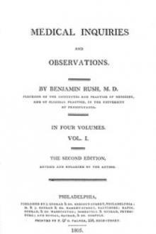 Medical Inquiries and Observations, Vol. I (of 4)