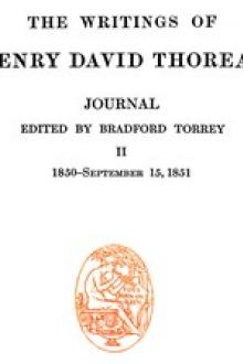 The Writings of Henry David Thoreau, Volume 8 (of 20) by Henry David Thoreau