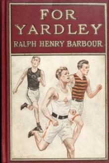 For Yardley by Ralph Henry Barbour