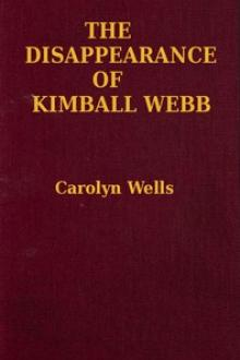 The Disappearance of Kimball Webb by Rowland Wright