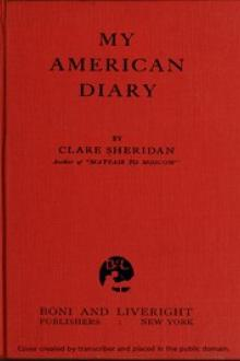 My American Diary by Clare Sheridan