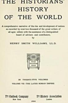 The Historians' History of the World in Twenty-Five Volumes, Volume 7 by Various