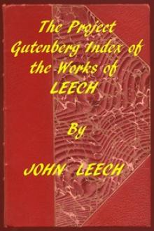 Index of the Project Gutenberg Works of John Leech by John Leech
