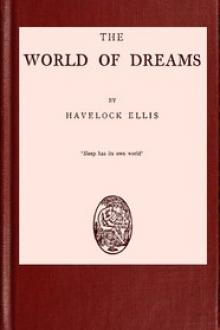 The World of Dreams by Havelock Ellis