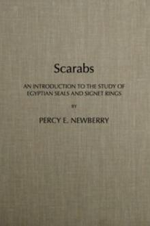 Scarabs by Percy Edward