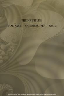 The Nautilus. Vol. XXXI, No. 2, October 1917 by Various