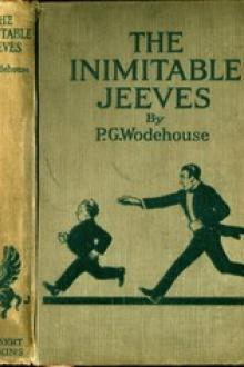 The Inimitable Jeeves by Pelham Grenville Wodehouse