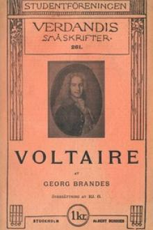 Voltaire by Georg Brandes