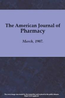 The American Journal of Pharmacy by Various