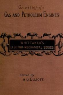 Gas and Petroleum Engines by Henry de Gaffigny