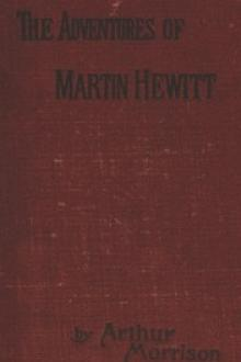Adventures of Martin Hewitt by Arthur Morrison