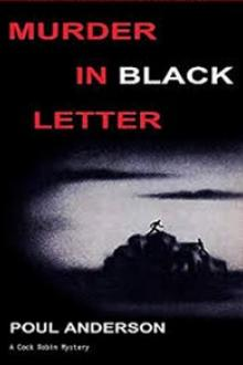 Murder in Black Letter by Poul William Anderson