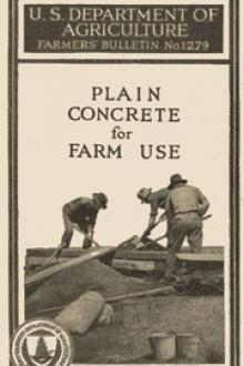 Plain Concrete for Farm Use by Thomas Arrington Huntington Miller