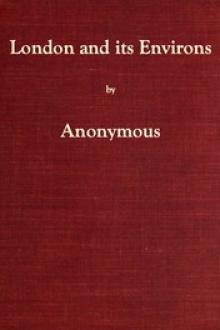 London and its Environs Described, vol. 1 (of 6) by Anonymous
