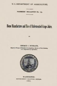 USDA Farmers' Bulletin No. 175 by George C. Husmann