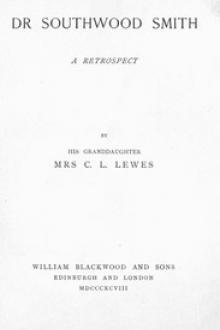 Dr. Southwood Smith by C. L. Lewes