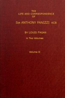The life and correspondence of Sir Anthony Panizzi, Volume 2 by Louis Fagan