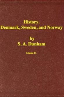 History of Denmark, Sweden, and Norway, Vol. II by Samuel Astley
