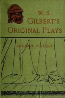 Original Plays, Second Series by W. S. Gilbert