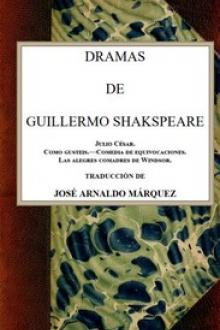 Dramas de Guillermo Shakspeare by William Shakespeare