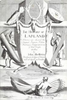 The History of Lapland by John Scheffer