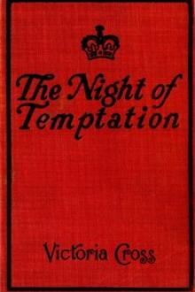 The Night of Temptation by Victoria Cross