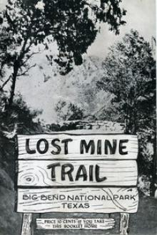 Lost Mine Trail by Anonymous