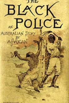 The Black Police by A. J. Vogan