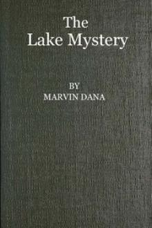 The Lake Mystery by Marvin Dana