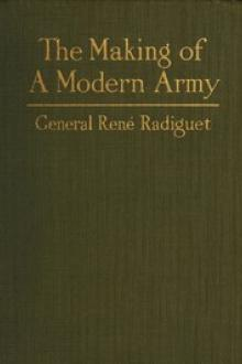 The Making of a Modern Army and its Operations in the Field by René Radiguet
