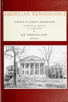 American renaissance by Joy Wheeler Dow