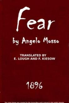 Fear by Angelo Mosso