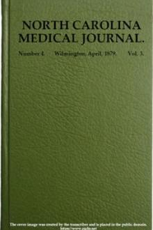 North Carolina Medical Journal by Various