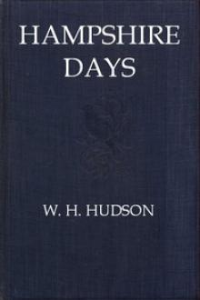 Hampshire Days by William Henry Hudson