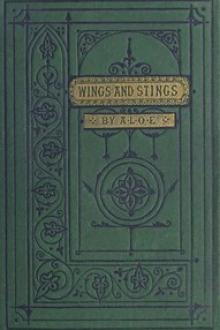 Wings and Stings by Charlotte Maria Tucker