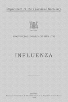 Influenza by Provincial Board of Health of Ontario