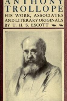 Anthony Trollope by Thomas Hay Sweet Escott